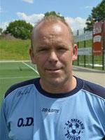 Trainer Oliver Dirr