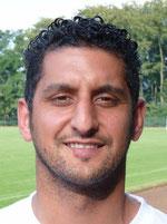 Burhan Alarslan mit dem 1:0 Siegtreffer