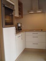Küche ferienwohnung meersalz