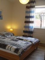Schlafzimmer ferienwohnung meersalz