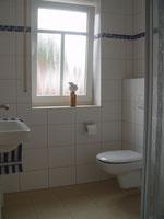 Badezimmer ferienwohnung meersalz