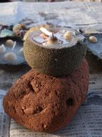 砂キャンドル作り体験
