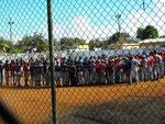 Play de Softball la Escuela Vocacional.