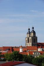 Ausblick auf St. Marien