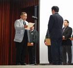 南大阪支店の優秀ドライバーによる決意表明
