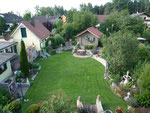 """Garten mit """"Seehäusl"""" und """"Heidihaus"""""""