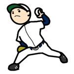野球肩には急性症状(けが)とオーバーユース(使いすぎ)があります。
