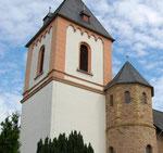 Kirche St.Johann Baptist in Antweiler
