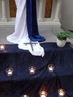 Impressionen vom Taizé-Gebet