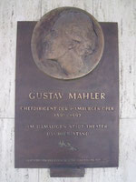 Gustav Mahler, Hamburgische Staatsoper 山本撮影、2011/09/01