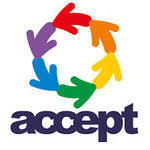 Logo der Organisation accept