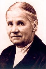 Lina Hähnle, NABU-Gründerin (damals noch Bund für Vogelschutz) Foto: NABU