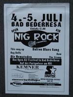 NIGROCK 1997