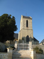 Eglise de Surrain