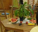 夏の野菜モチーフたち!