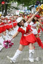 〈原宿表参道元氣祭 スーパーよさこい〉@2011.08.27