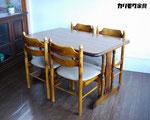 カリモク karimoku ダイニングテーブル