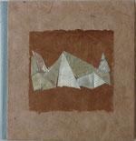 Cîmes - Livre d'artiste de Catherine Berthelot - catherineberthelot.com