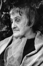 Māyā Keller-Grimm lebte und wirkte von 29. Juli 1899 bis 15. Februar 1990