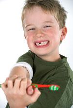 Zahnpflege soll Spaß machen. © Firma V - Fotolia.com
