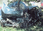 Unfallauto 1997
