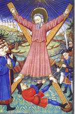 Crucifixion de Saint André