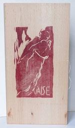 Couverture du livre Valse, de Yannick Charon