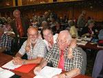 Delegierte aus Minden-Lübbecke