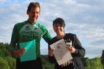 Erster Triathlon - Paules Fun- Tria