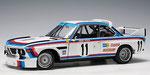 BMW 3.0 CSL BMW Motorsport Gmbh 24 Hours SPA #11   Autoart 87347