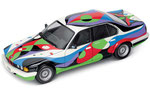 BMW 730i Minichamps 80430150932   Art Car by Cesar Manrique