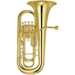 Das Euphonium/Bariton (kleine Tuba)