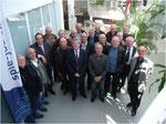 Participants à l'AG 2011, Midi-Pyrénées