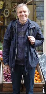 Chris Jaeker - Bio Kurier Köln