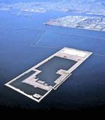 神戸沖 海面埋立