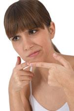 Unreine Haut (Akne)