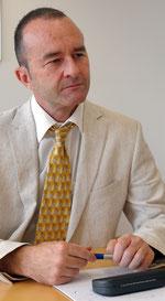 Dieter Widmer, Chef der IV-Stelle Bern