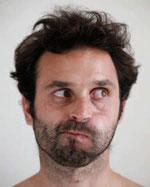 Lucas Manganelli, Visages, vidéo de 10 minutes en continu. © DR