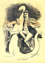 Portrait de William Randolph Hearst