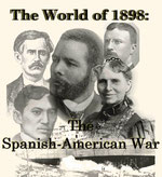 Logo The World of 1898 – Spanish-American War