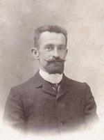 Retrato del capitán Louis Adrien, llamado « El Bachiller »
