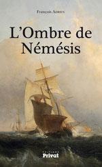 Couverture de L'Ombre de Némésis, le roman de la guerre hispano-américaine de 1898 à Cuba