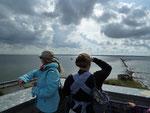 Insel Usedom Ruden Schiff