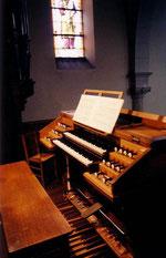 L' orgue de l'église Saint-Pierre de Charenton