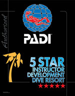 PADI公式認定の5スターIDダイブリゾート