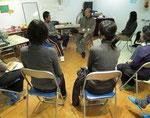 発達障害の当事者会、イイトコサガシのワークショップ。(戸谷真美撮影)(写真:産経新聞)