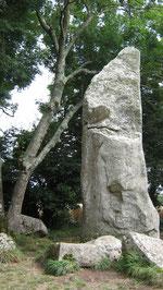 Steinreihen von Kerzerho