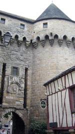 Porte Prison, Vannes