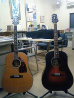 Epiphone MasterBilt AJ-500MVS カレッジギターズ