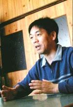 代表取締役 谷口公啓     画像をクリックすると個人のFacebookに飛びます。
